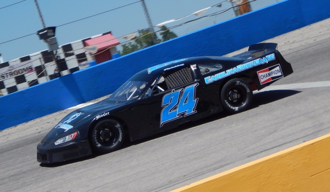 Brinkley feels confident ahead of Late Model Debut