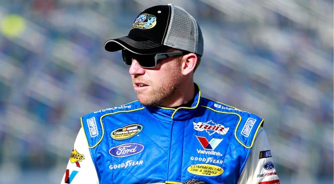 Regan Smith to drive the #43 at AllStar Race