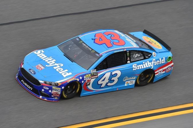 Almirola hopes to return to racing soon