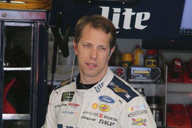 Keselowski without Crew Chief for Sonoma