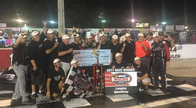 McCarty claims Hampton Heat Victory