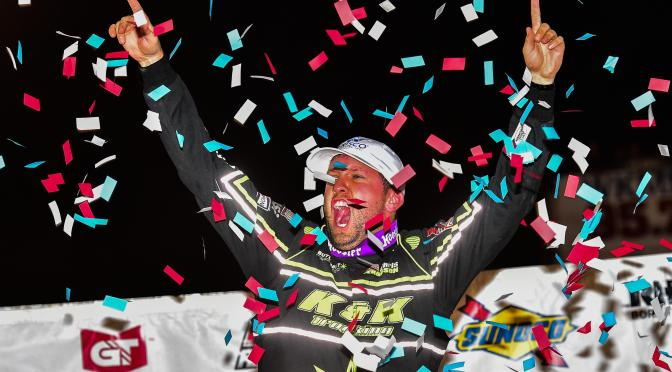 Ferguson Clinches First LOLMDS Victory