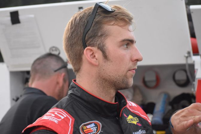 Sam Hunt ready for NKNPS race at Langley