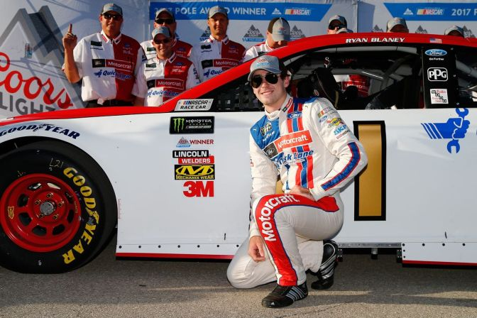 Blaney to Penske, Menard to Wood Brothers