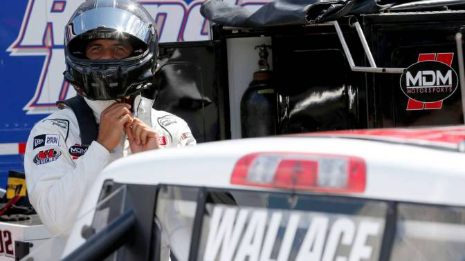 Bubba gets redemption in Truck series return