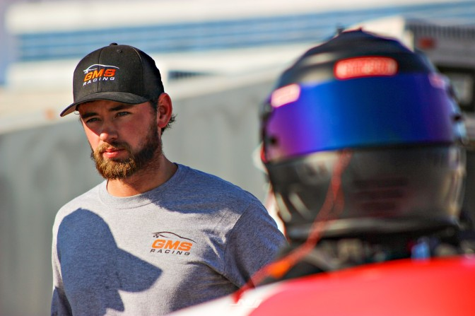 Butcher to drive for GMS Racing at Thanksgiving Classic