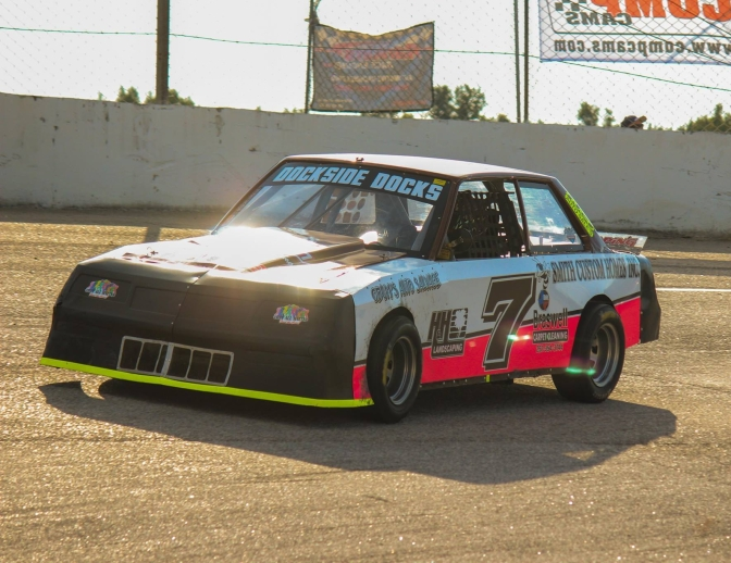 Clements confident ahead of Myrtle Beach 250 weekend