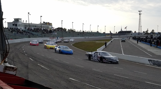 Super Late Models dropped from Myrtle Beach Icebreaker