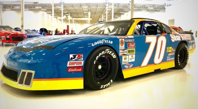 Kurt Busch to run 1999 Southwest Series Throwback at Vegas