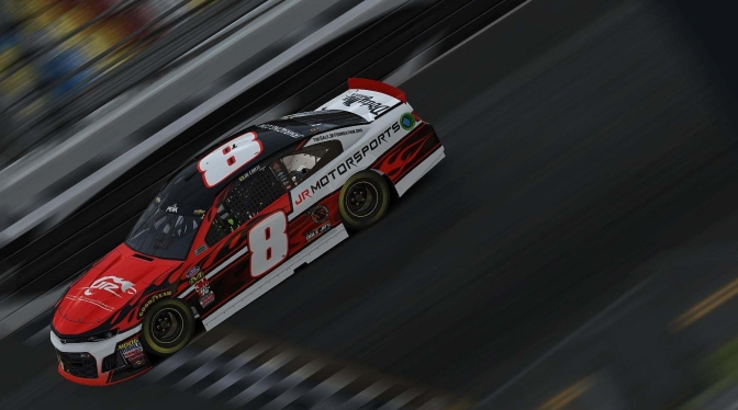 Conti leads JRM Duo to Top-10 Finishes in eNASCAR Season Opener