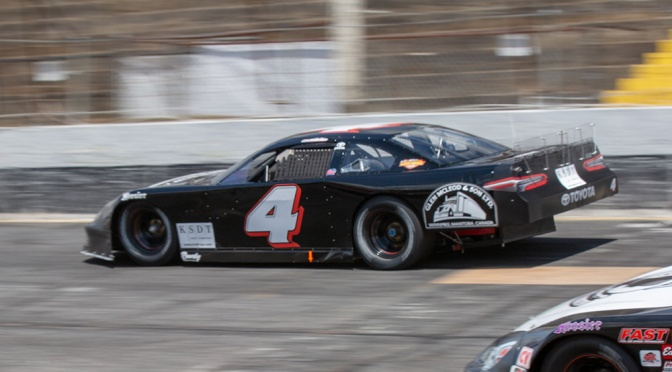 Balcaen to Compete for KBM in 2 Super Late Model events