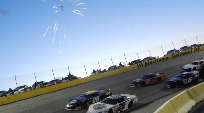Stacked Field set for CARS Tour opener at SNMP