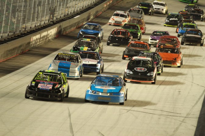 Entry List – 71 Compacts and 51 Street Stocks Registered for Bristol