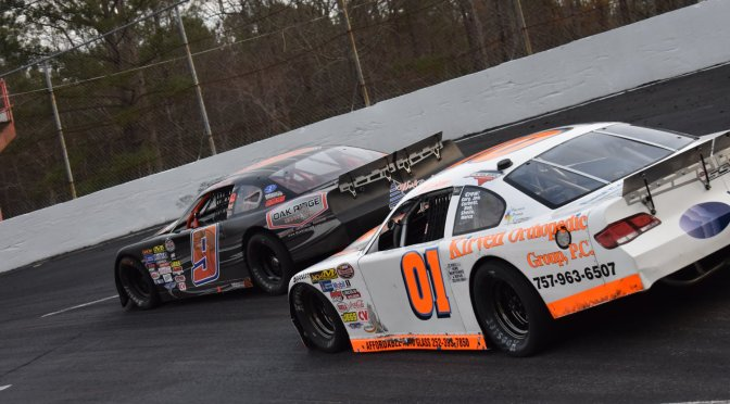 ECMS scraps Late Models, Chargers to run Twins at next event